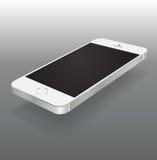 Zombaria de Smartphone acima Fotos de Stock