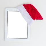 Zombaria do Natal acima Imagens de Stock Royalty Free