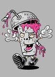 zombi Photo stock