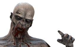 zombi Imagens de Stock Royalty Free