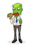 zombi Photographie stock libre de droits