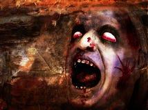 zombi Imagem de Stock