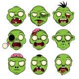 zombi Imagem de Stock Royalty Free