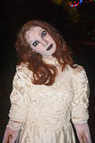 Zombi em Halloween Fotografia de Stock