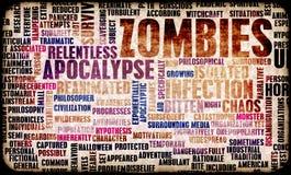 Zombieën Royalty-vrije Stock Fotografie
