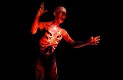 Zombie 125 Stockbild