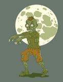 Zombie Royalty-vrije Stock Afbeeldingen