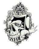Zombie Royalty-vrije Stock Afbeelding