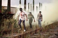 Zombie Lizenzfreies Stockfoto