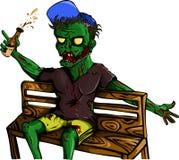 Zombie  vector illustratie