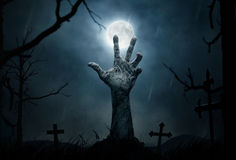 Zombie Στοκ Εικόνα
