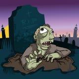 zombie Immagini Stock Libere da Diritti