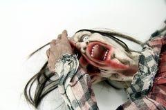 zombie Στοκ Φωτογραφία
