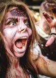 zombie Fotografia Stock Libera da Diritti