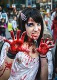 zombie Fotografie Stock