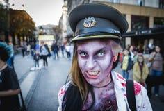 zombie Immagini Stock