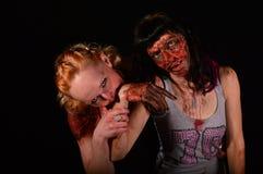 zombie stockbild