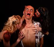 zombie stockfoto