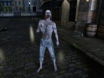 zombie Arkivfoto