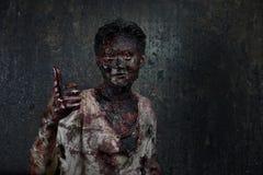 zombie Zdjęcie Stock