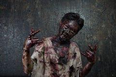 zombie royaltyfri fotografi