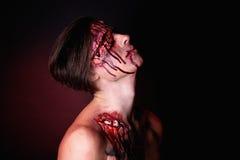 zombie Στοκ φωτογραφία με δικαίωμα ελεύθερης χρήσης