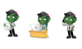 Zombie 3 royalty-vrije illustratie