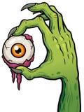 zombie Obrazy Royalty Free