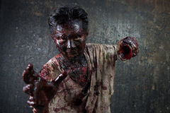 Zombie Royalty Free Stock Photos