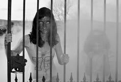 Zombie-Angriff Lizenzfreies Stockbild