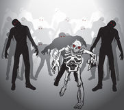 Zombie apocalypse Royalty Free Stock Photo