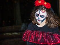 Zombie bei Hlloween Stockbilder