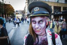 Zombie Stock Images