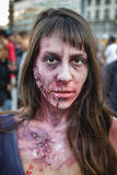 Zombie Royalty Free Stock Photography