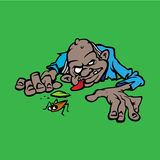 Zombie Cartoon Characters. A Zombie Cartoon Characters in Vector illustration format Royalty Free Stock Photography