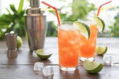 Zombie-Cocktail stockfotos