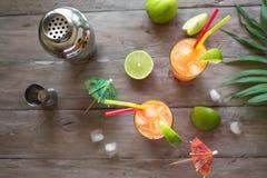 Zombie-Cocktail lizenzfreies stockbild