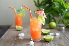 Zombie-Cocktail lizenzfreie stockbilder