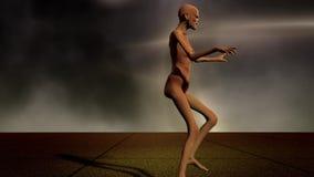 Zombie Dance_03 ελεύθερη απεικόνιση δικαιώματος