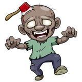 Zombie del fumetto. Vettore Immagini Stock