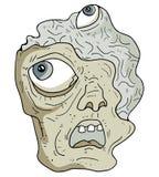 Zombie face Stock Photos