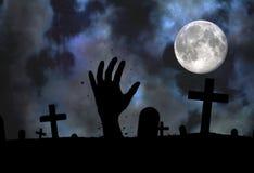 Zombie Hand Stock Image