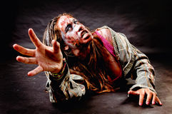 Zombie Royalty Free Stock Image