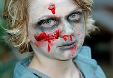 Zombie Kid Stock Images