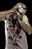 Zombie Man Stock Images