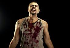 Zombie Man Royalty Free Stock Photo