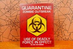 Zombie Outbreak Stock Photos