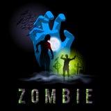 Zombie Poste Stock Photos