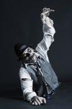 Zombie striscianti Immagini Stock Libere da Diritti