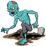 Zombie Royalty Free Stock Photo